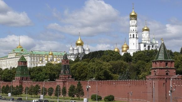 first day in moscow